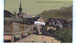 LA ROCHE  Place Des Portiques Et Pointe De Coux - La Roche-sur-Foron