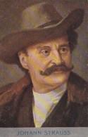 Johann Strauss German Composer - Singers & Musicians
