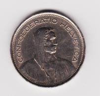 5 Schweizer  Franken  1968   Hirtenbüste - Schweiz