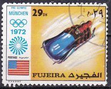 Fujeira, 1972 - Pre Olimpic Monaco - Usato° - Fujeira