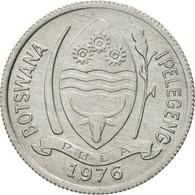 Botswana, Thebe, 1976, British Royal Mint, FDC, Aluminium, KM:3 - Botswana