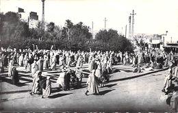 Algérie > (M´Sila ) BOU SAADA Le Marché  (Cpsm Photo Dentelée- Editions :Jomone 230) * PRIX FIXE - M'Sila