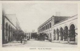 Djibouti - Rue Du Ras Makonnen     S-3584 - Djibouti