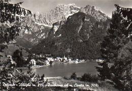 Dolomiti - Alleghe (m. 995) - Panorama Col M. Civetta (m. 3218) - Italia