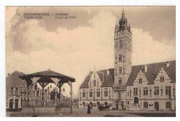 11 Dendermonde Stadhuis Hôtel De Ville - Dendermonde