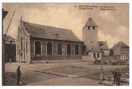 6  Dendermonde  Eglise St-Gilles - Dendermonde