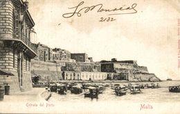 MALTA - ENTRATA DEL PORTO - Malta