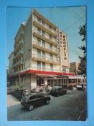 Rivazzurra - Rimini - Hotel Brooklyn - Scorcio - Auto - Rimini