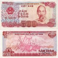 VIETNAM         500 Dong       P-101a      1988      UNC - Vietnam