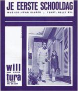 Will Tura  (met Frida) - Je Eerste Schooldag - Vocals