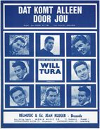 Will Tura - Dat Komt Alleen Door Jou - Vocals