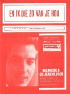 Will Tura - En Ik Die Zo Van Je Hou - Vocals