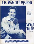 Will Tura - Ik Wacht Op Jou - Music & Instruments