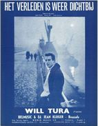 Will Tura - Het Verleden Is Weer Dichtbij - Vocals