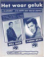 Will Tura - Het Waar Geluk (Alabama) - (I'm Happy That You're Happy) - Music & Instruments