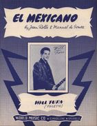 Will Tura - El Mexicano - Vocals