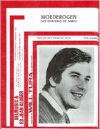 Will Tura - Moederogen (Les Chateaux De Sable) - Vocals