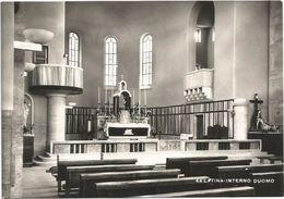 Y3884 Latina - Duomo Cattedrale - Interno / Viaggiata 1953 - Latina