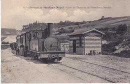 Environs De MEULAN - Nézel - Gare De Tramway De Versailles à MEULAN - Meulan