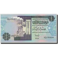 Libya, 1/2 Dinar, KM:58c, NEUF - Libye