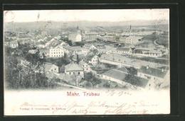 CPA Trübau, Vue Générale Vom Berg Aus Gesehen - Tchéquie