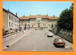 54. Piennes. La Mairie, Les écoles. 1987 - Autres Communes