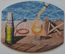 Sous-bock 1664 KRONENBOURG (piscine) Bierdeckel Bierviltje Coaster (CX) - Sous-bocks