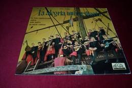 LA ALEGRIA UNVERSITARIA DE BARCELONE ° LA TUNA COMPOSTELANA / AMELIA / NINA BONITA  / EN NOCHE LOBREGA - Vinyl Records