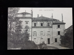CPA D71 Macon Lycée De Filles - Macon