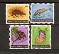 Papua New Guinea SG 397-380 1980 Mammals MNH - Papua New Guinea