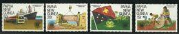 Papua New Guinea SG 464-467 1983 Commonwealth Day MNH - Papua New Guinea