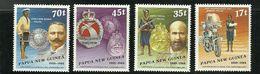 Papua New Guinea SG 571-574 1988 Police  MNH - Papua New Guinea