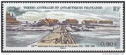 TAAF 2008 Yvert 504 Neuf ** Cote (2015) 4.60 Euro 100 Ans Port Jeanne D´Arc - Terres Australes Et Antarctiques Françaises (TAAF)
