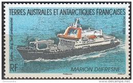 TAAF 2008 Yvert 520 Neuf ** Cote (2015) 3.00 Euro Navire Le Marion Dufresne - Terres Australes Et Antarctiques Françaises (TAAF)