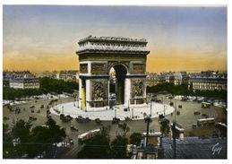 (ORL 332) Very Old Postcard - France - Paris Arc De Triomphe - Monuments