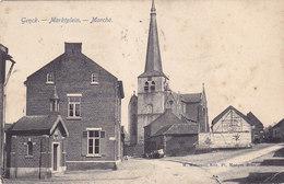 Genk Genck - Marktplein - Marché (M. Marcovici, Edit Pl. Martyrs, 1908) - Genk