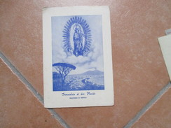 Immacolta Di Don Placido Madonna Di Napoli Basilica Gesù Vecchio Viaggiata V1972 - Napoli (Naples)