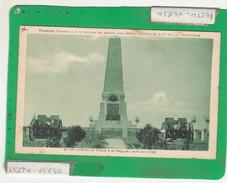 POZIERES MONUMENT AUX MORTS - France