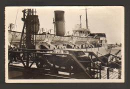 France - 59 - Dunkerque - Embarquement Des Voitures Sur Le Ferry-Boat - Dunkerque