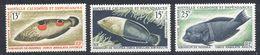 New-Caledonia, Yvert PA81/83, Scott C41/43, MNH - Neufs
