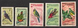 New-Caledonia, Yvert 330&331+PA88/90, Scott 345&346+C48/49A, MNH - Neufs