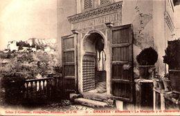 GRANADA - Alhambra - La Mezquita Y El Generalife - Granada