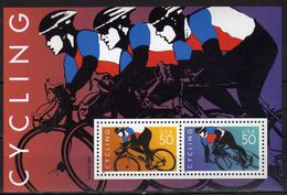 United States 1996 Cycling.Sport.S/S. MNH - United States