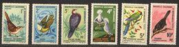 New-Caledonia, Yvert 345/350, Scott 361/366, MNH - Ungebraucht