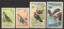 New-Caledonia, Yvert 364&365+PA110&111, Scott 380&381+C70&71, MNH - Nouvelle-Calédonie