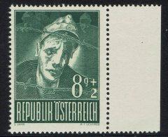 """Österreich 1947 """" Kriegsgefangene"""", MiNr .:829** - 1945-60 Unused Stamps"""