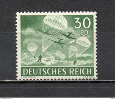 ALLEMAGNE N° 757  NEUF SANS CHARNIERE COTE  3.50€   ARMEE  AVION PARACHUTISTE  GUERRE - Allemagne