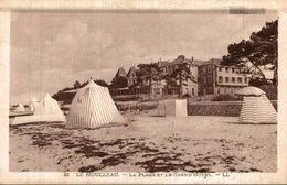 LE MOULLEAU LA PLAGE ET LE GRAND HOTEL - Bordeaux