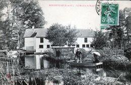 91, BOIGNEVILLE , LE MOULIN DE ROIJO - France