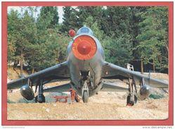 Aereo MIG Airplanes Avion Museo Aviazione Vicenza - 1946-....: Moderne